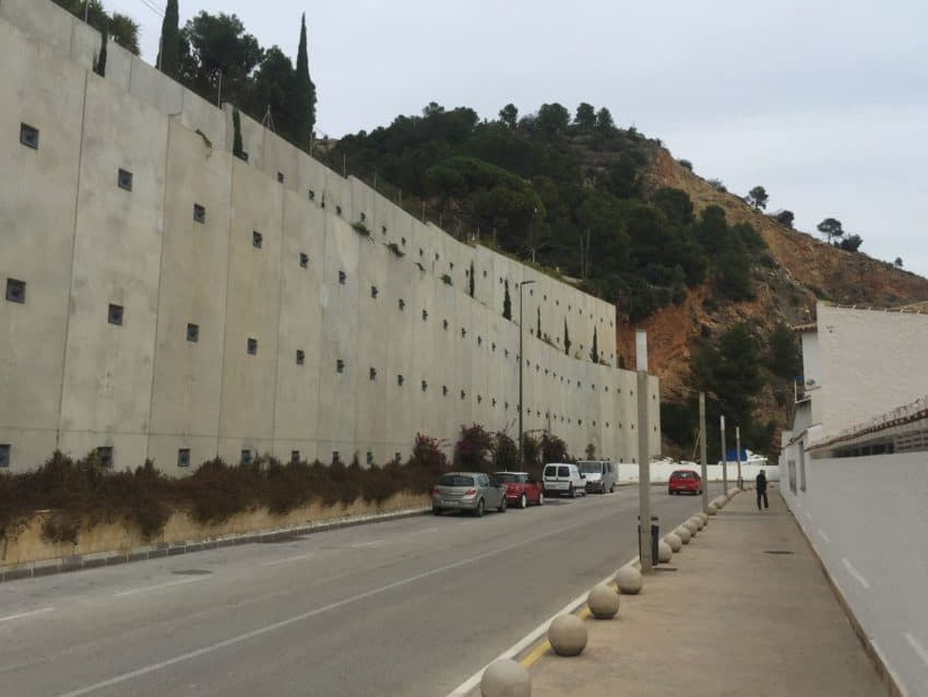 Javea, Spain. Like so many other towns, it's under lockdown.