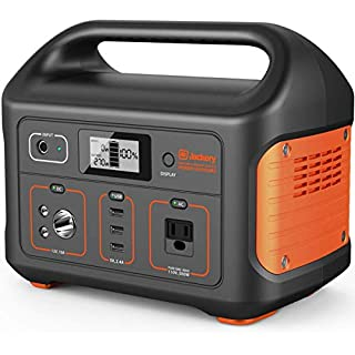 One innovation in portable generators allows people to store something that can use a lot of power if they need a backup