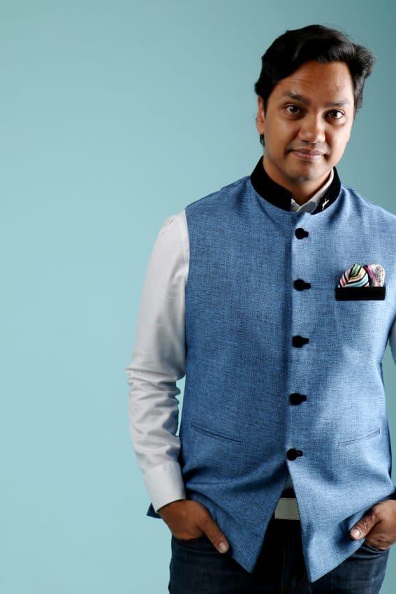 SimpliFying CEO, Shashank Nigam