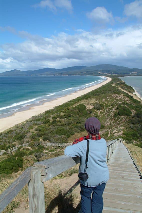 The Neck- Bruny Island Tasmania