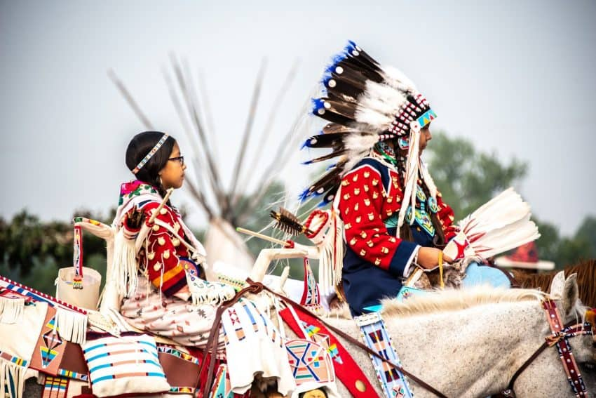 Powwows in Montana: Horses, Indians and Culture