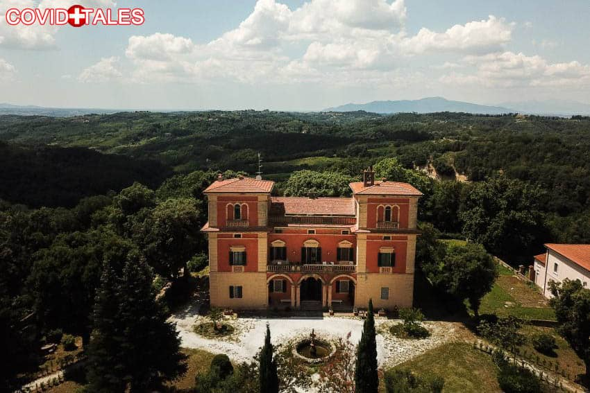 Villa Lena is Ready to Welcome Tourists
