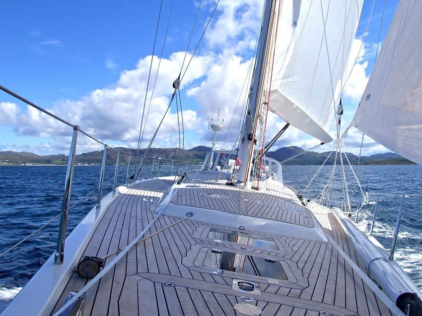 Sailing Provides the Escape We All Need 1