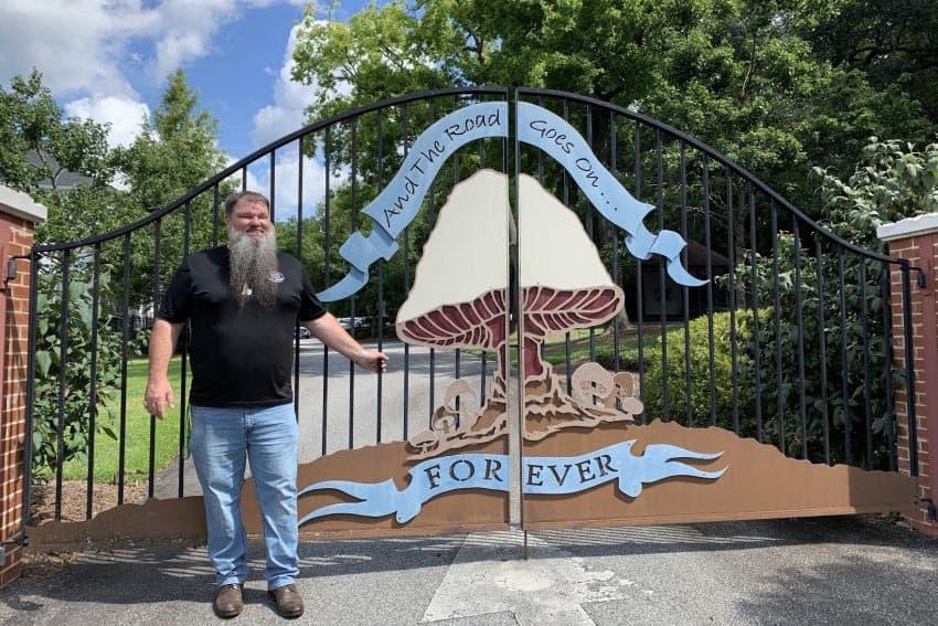 Georgia: Visiting the Allman Brother's Big House