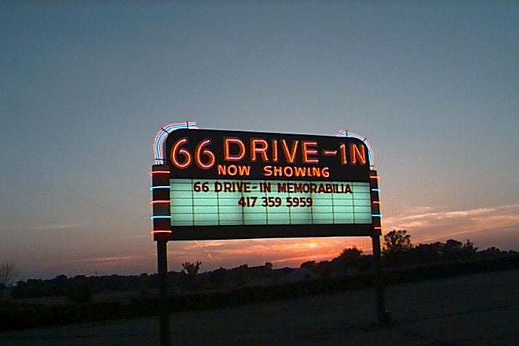 66 Drive-In Carthage, Missouri