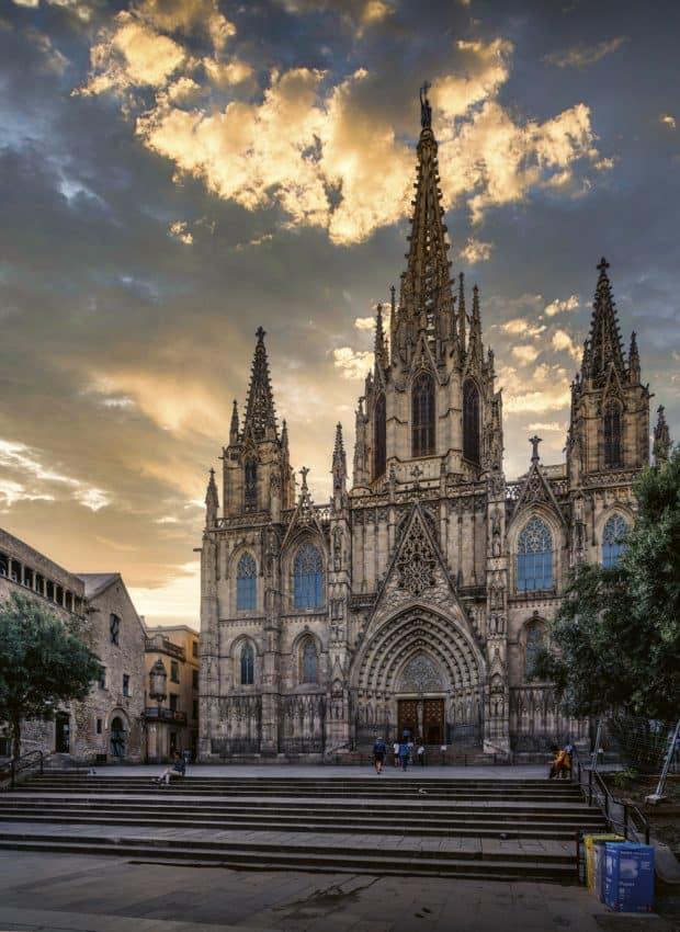 Catedral de la Santa Creu i Santa Eulàlia, Barcelona