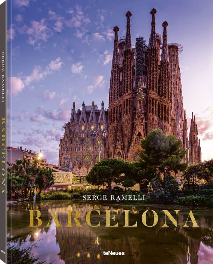 Barcelona by Serge Ramelli, published by teNeues