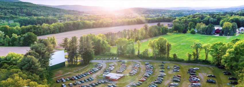 Northfield Drive-in, located on the New Hampshire border in Western Massachusetts.