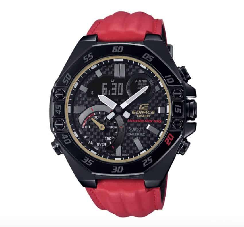 Casio Honda Racing watch