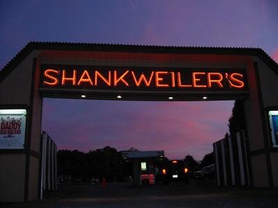 Shankweiler's Drive-In, Orefield, Pennsylvania