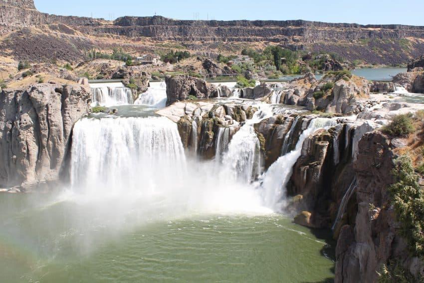 Shoshone Falls State Park (Twin Falls, ID)