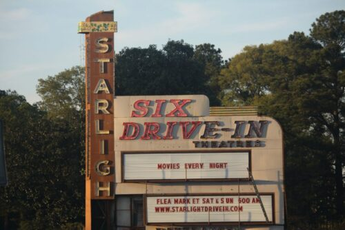 Starlight Drive-In Atlanta