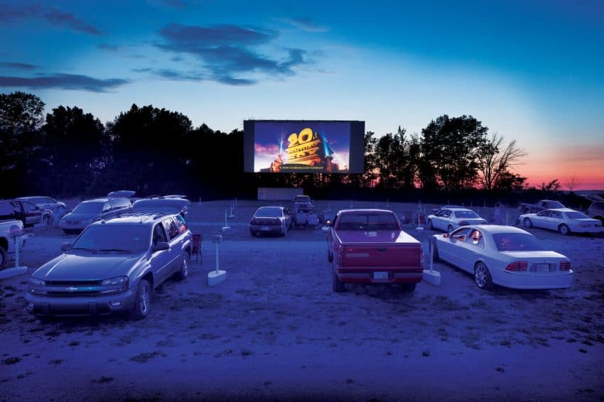 Drive-In Movies Are the New Normal 1