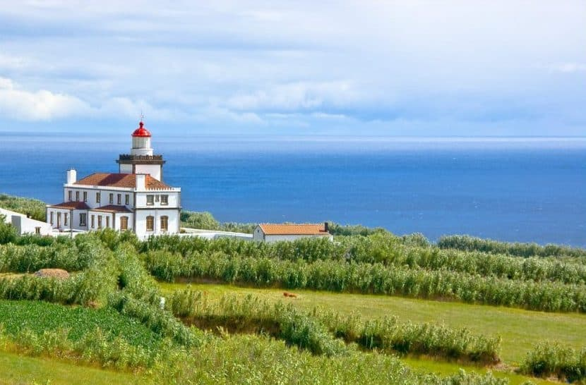 The Azores islands off the coast of Portugal provide peaceful scenery and breathtaking views.