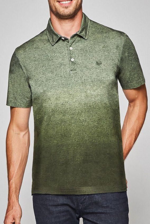 Buttercloth Avalanche men's polo shirt