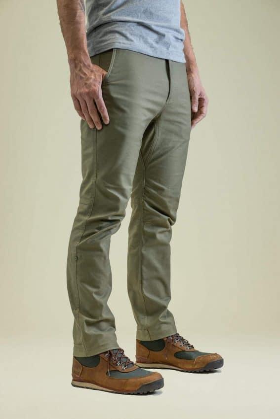LIVSN Canvas Pants