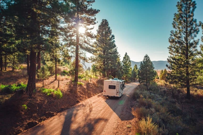 You define your vacation with a rental RV from RVshare.com.