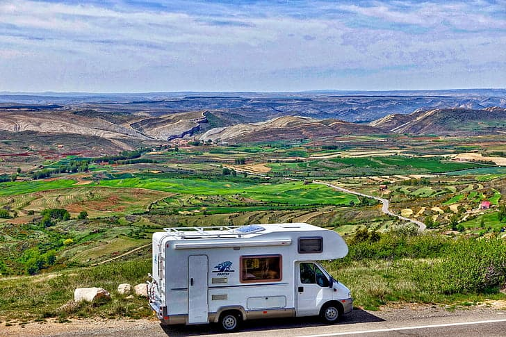 When RVs are owned, you have the freedom to travel whenever you like.