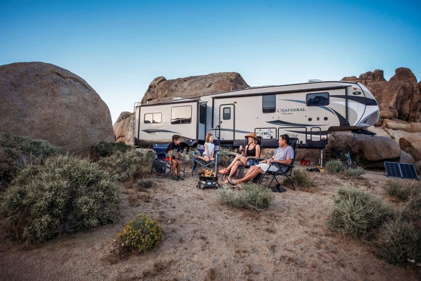 Bring your RV Rental anywhere you want this summer!