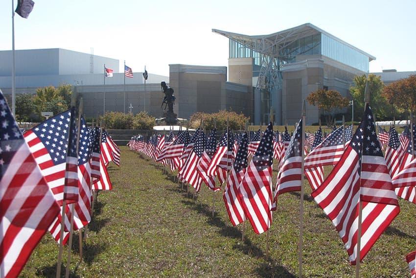 Army Airborne Museum in North Carolina