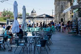 Portugal will be beautiful in the summer months with outdoor seating