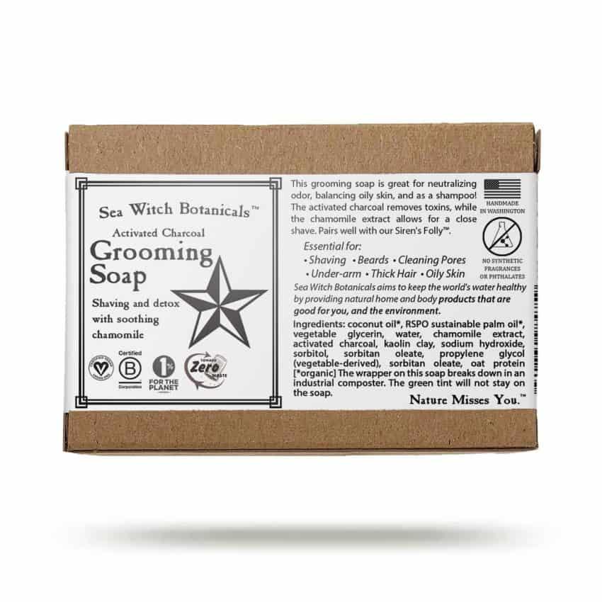 Sea Witch botanicals soap