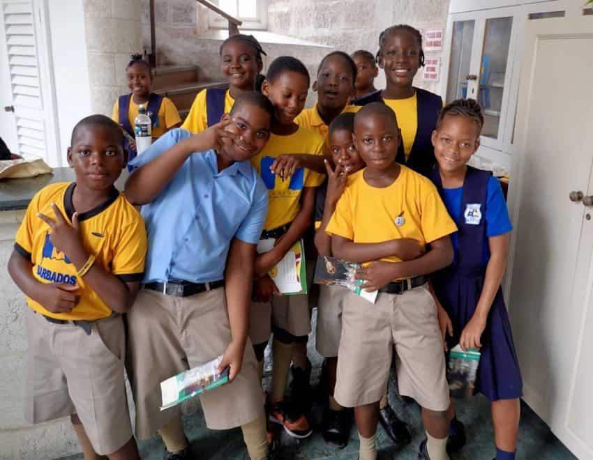 School Boys, Caribbean