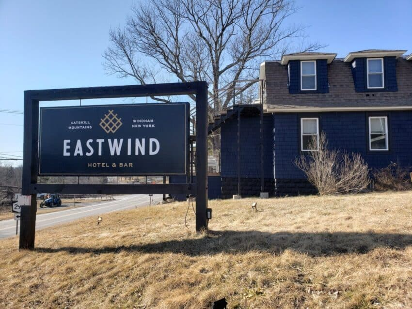 Eastwind Hotel &Bar is one of many hotels allowing full buyouts