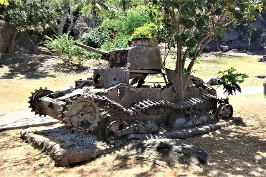 Saipan, WWII Battleground, Peaceful Today 5
