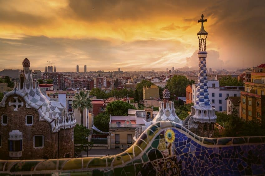 Barcelona in Pictures by Serge Ramelli