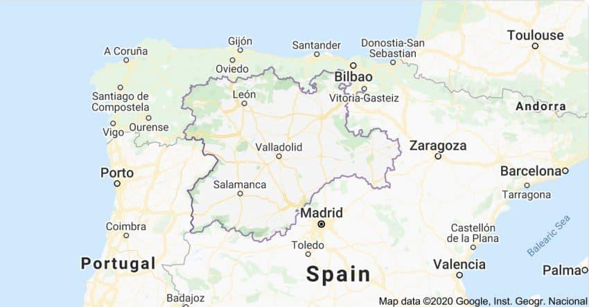 Spain: Traveling Through Castilla y León 2