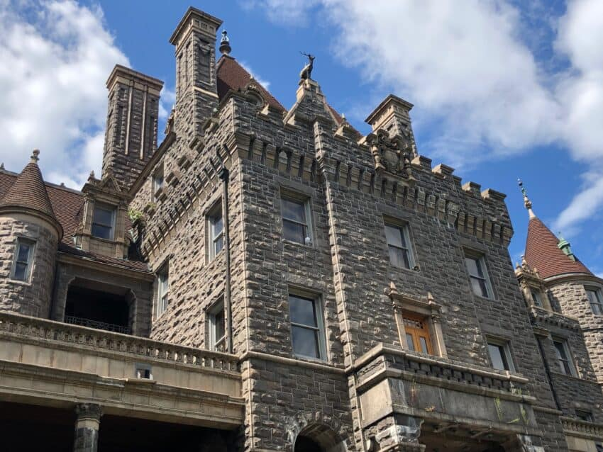 Boldt's Castle is a popular Thousand Islands attraction.