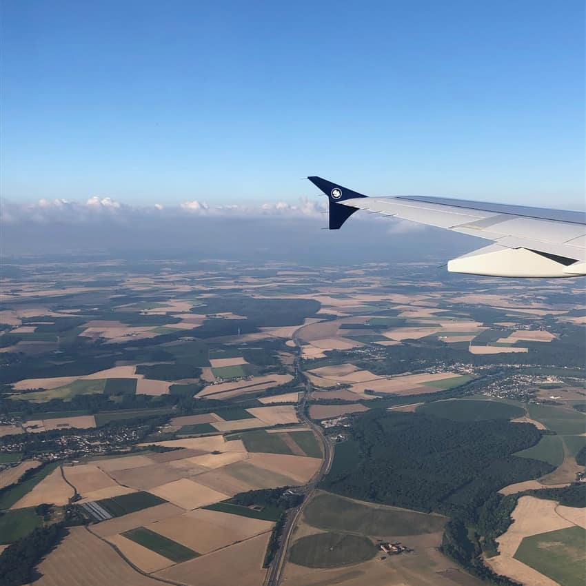 Flying in July 2020's Covid Times 4