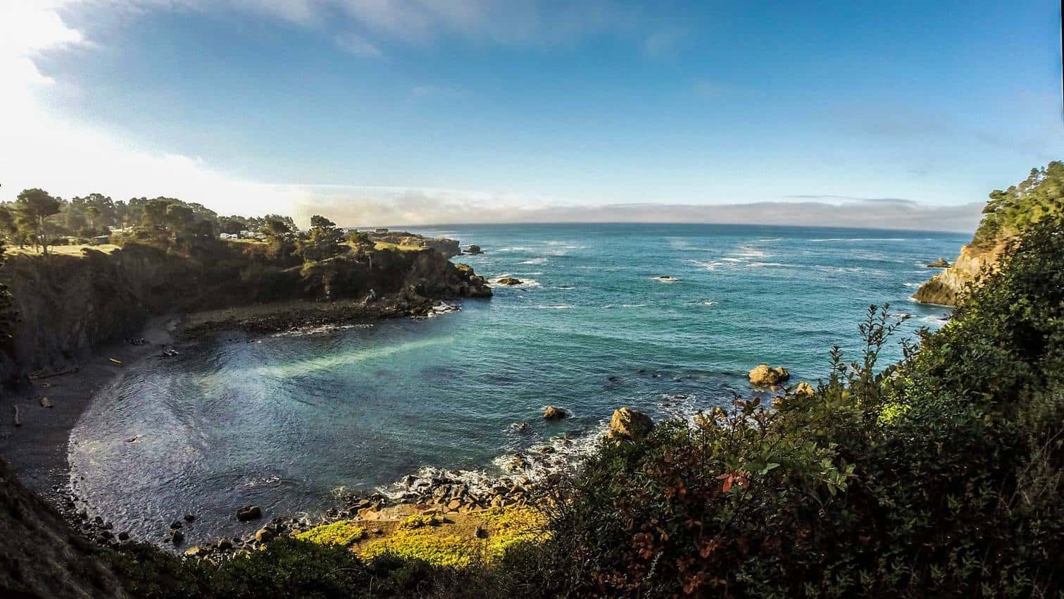 Ocean Cove Lodge, Jenner California