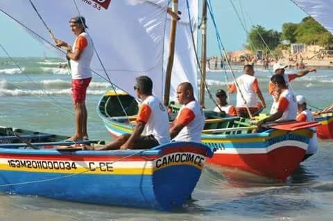 Fishing boats in Jeri.