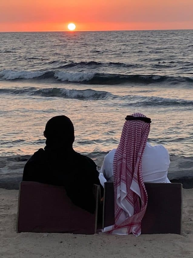 Saudi Arabia: Welcoming Guests from the Outside World 3