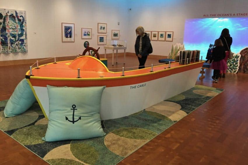 The Eric Carle Museum for Children and Illustrators