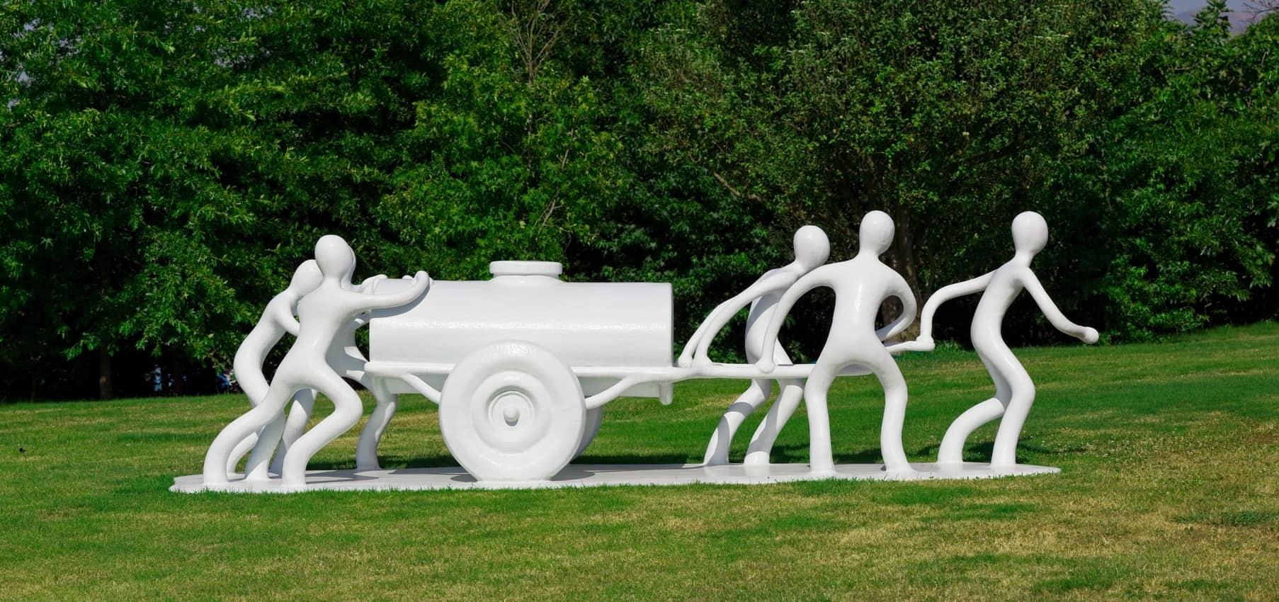 Rotterdam Sculpture Tour