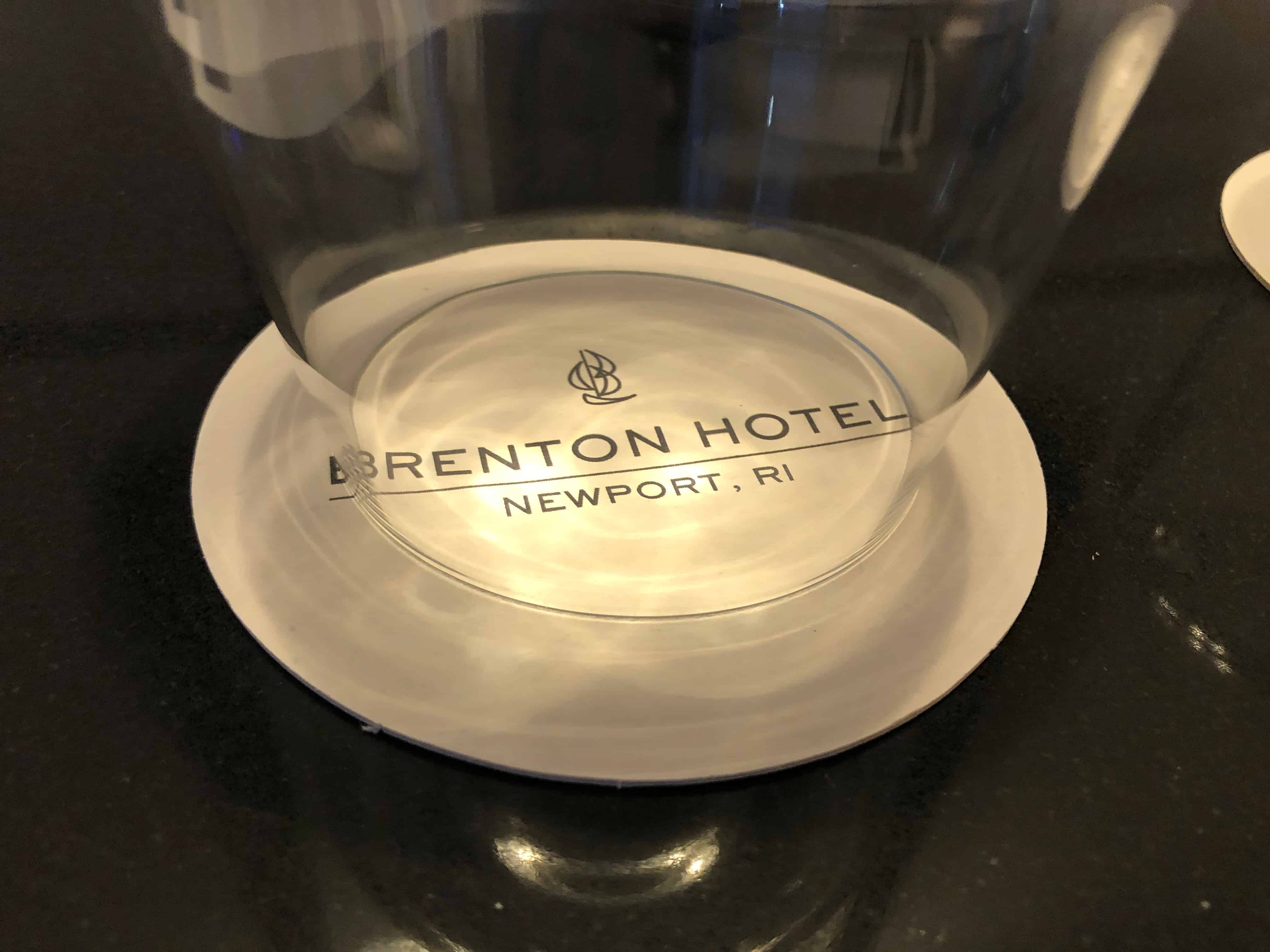 The Brenton Hotel features high end accommodations and water views.