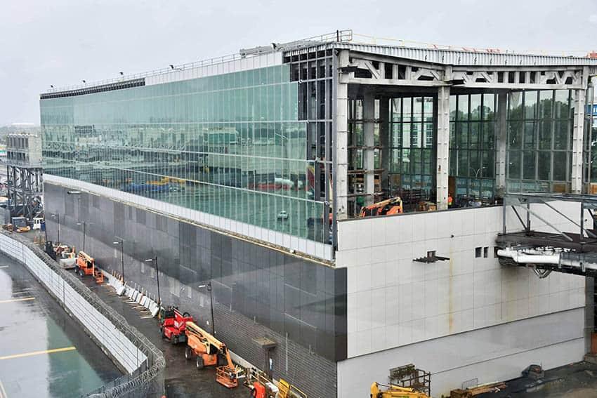 LaGuardia Airport's New Terminal B 12