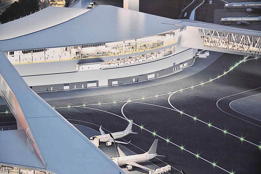 LaGuardia Airport's New Terminal B 5