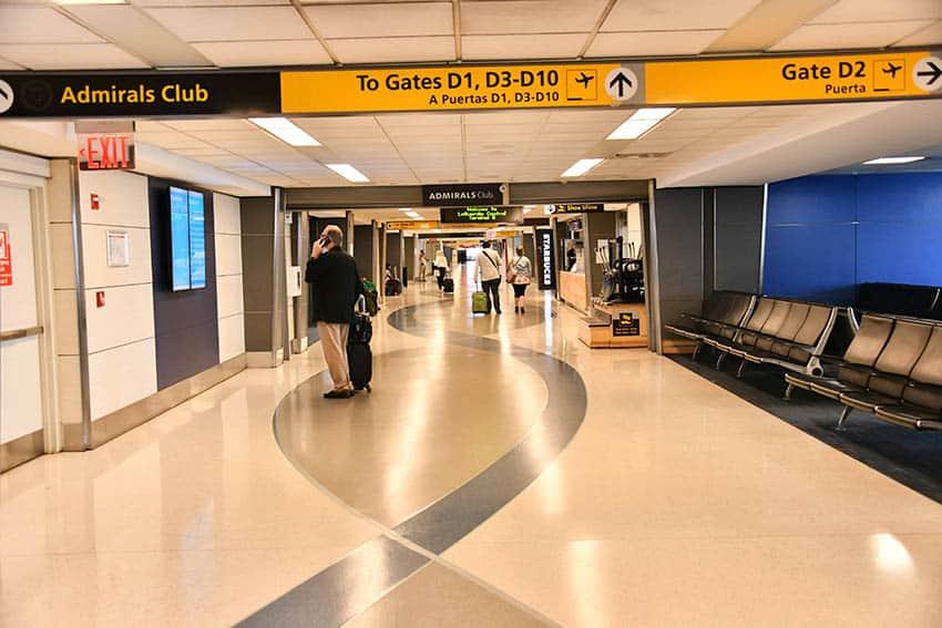 LaGuardia Airport's New Terminal B 7