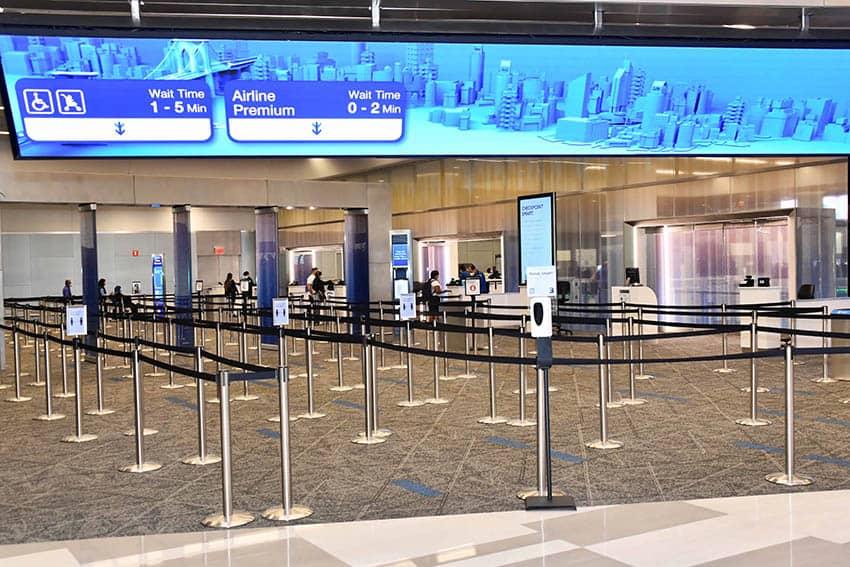 LaGuardia Airport's New Terminal B 4