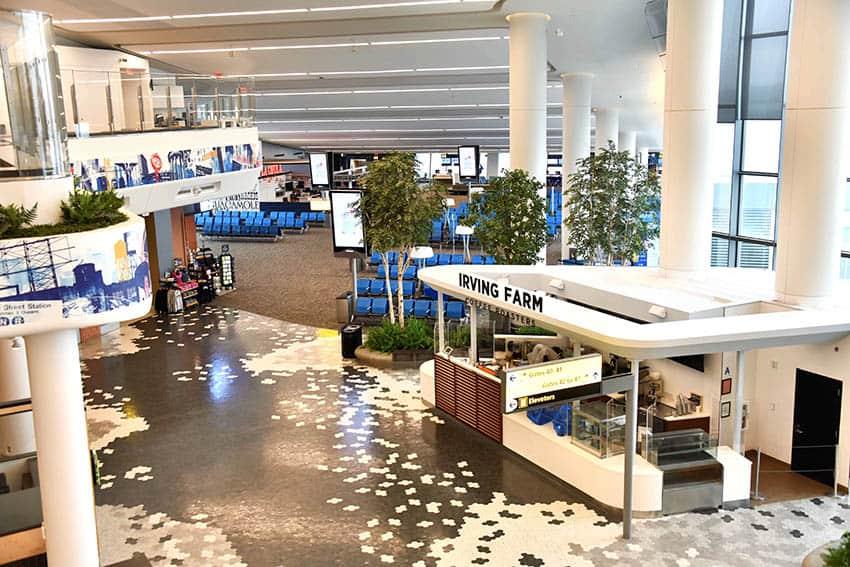 LaGuardia Airport's New Terminal B