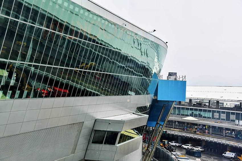 LaGuardia Airport's New Terminal B 3