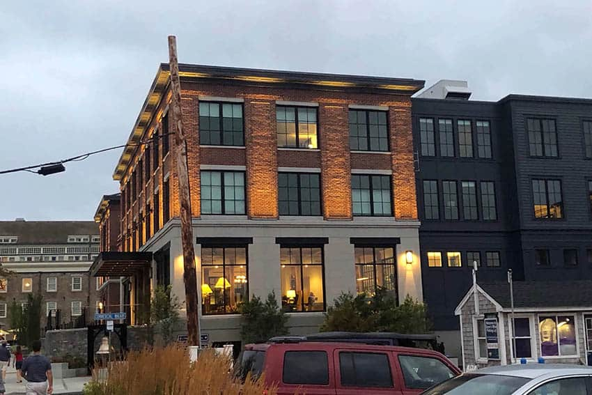 Newport Rhode Island: Two New Hotels