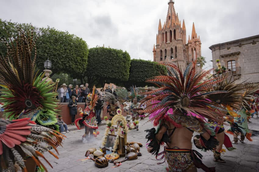 San Miguel de Allende's Outdoor Allure