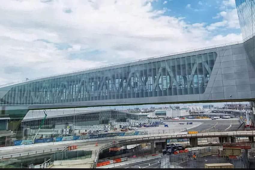 LaGuardia Airport's New Terminal B 6