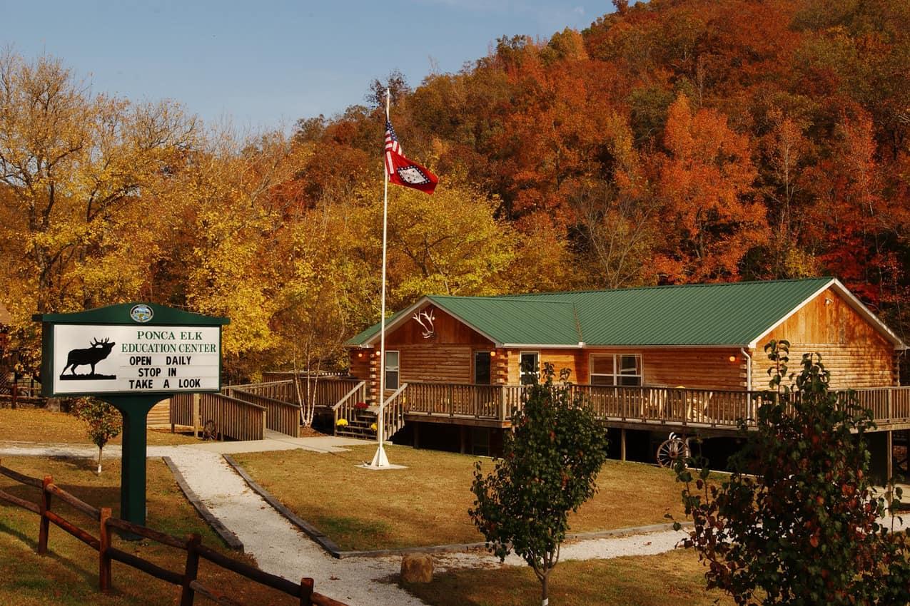 Elk Education Center Ponca AR