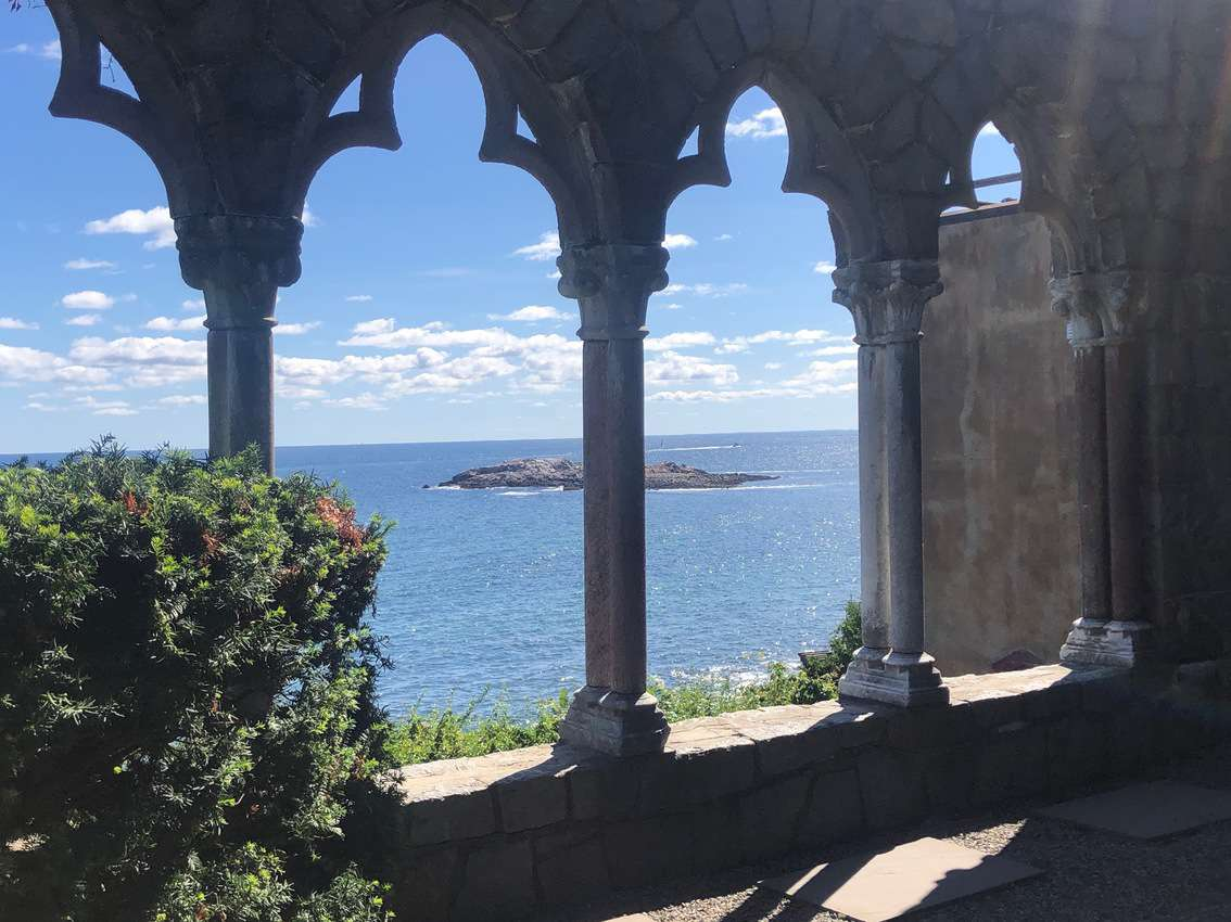 Hammond's Castle on the coast of Gloucester is a must-see on Cape Ann.